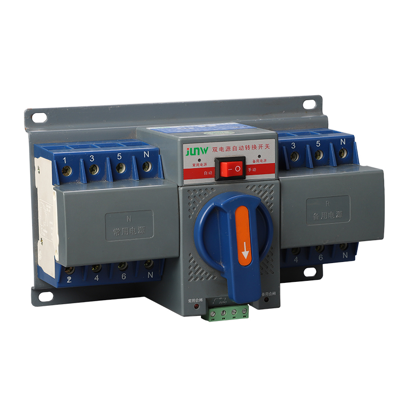 Double power source auto-switch