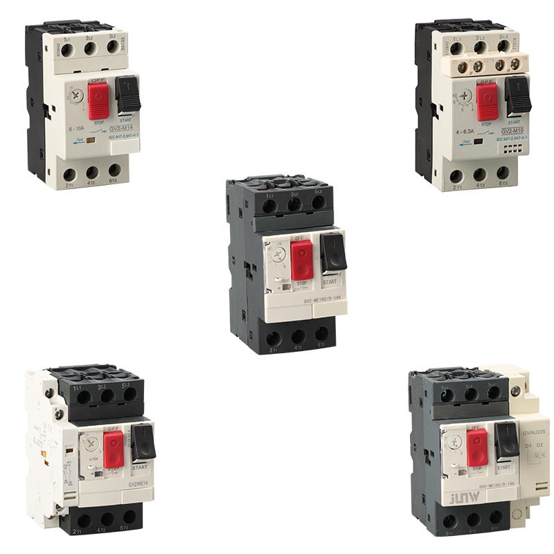 JV2(GV2) series circuit breakers