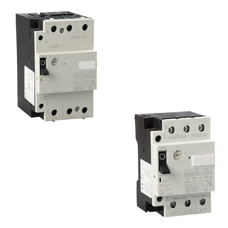 Dz208 Motor protection circuit breaker series