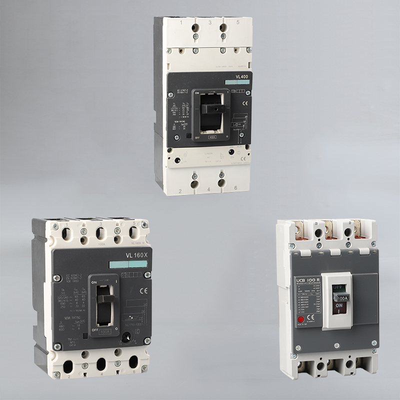 JVM6 Series Moulded Case Circuit Breaker
