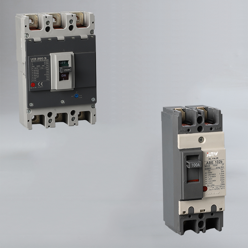 JVM5 (EZC)Series Moulded Case Circuit Breaker